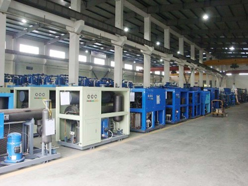 New Design refrigerated air dryer