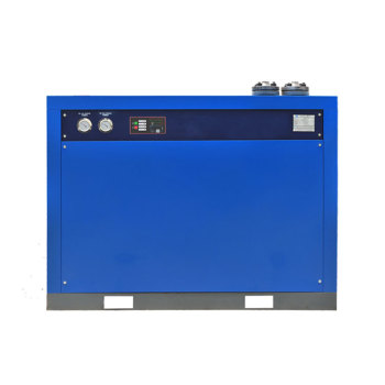 CE and ISO high inlet temperature water cooled refrigerated air dryer