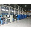 High temperature water cooled refrigerated air dryer package