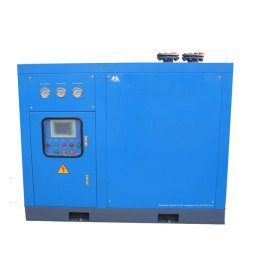 New design water cooled refrigerated air dryer package