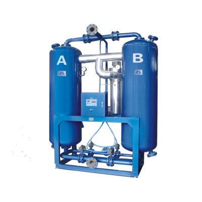 Hot Saling active alumina heated adsorption air dryer