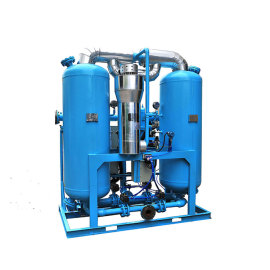 2017 New heated adsorption air dryer