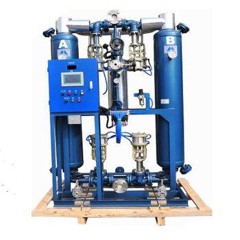 Shanli New Designed Heated regeneration adsorption air dryer