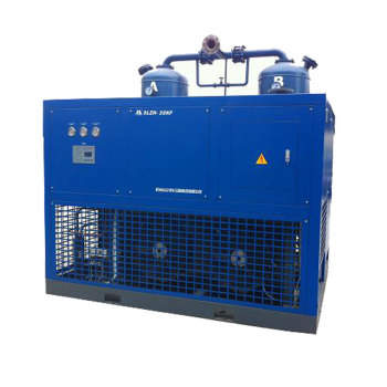 2017 New Air cooled refrigerated combined air dryer for factory
