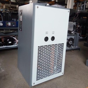 Air-cooled mikuni air dryer with 3 in 1 heat exchanger