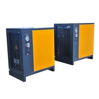Air-cooled refridgerated air dryier