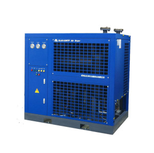 refrigerated air dryer truck