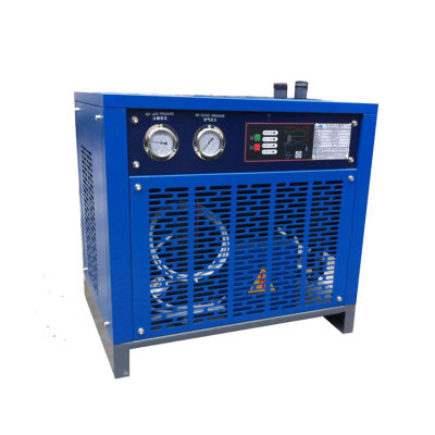air-cooled refrigerated air dryer design