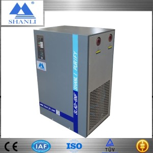 Factory direct supply CE ISO UL TUV 72m3/h refrigerated air dryer