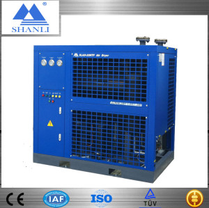 Shanli 300 m3/h New Design Plate Fin Heat Exchanger refrigerated air compressor with air dryer