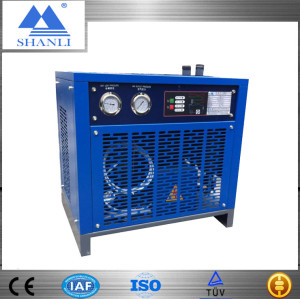 Shanli 6.8m3/min New Design Plate Fin Heat Exchanger refrigerated small air dryer for compressor