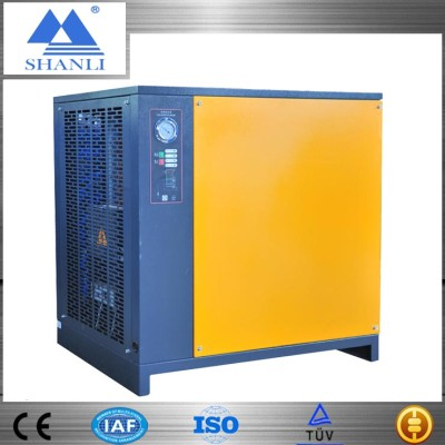 Shanli 8.5m3/min New Design Plate Fin Heat Exchanger refrigerated industrial compressed air dryer