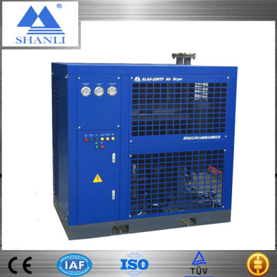 Shanli 142 l/s New Design Plate Fin Heat Exchanger refrigerated dryer air compressor
