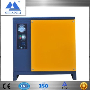 Shanli 22m3/min New Design Plate Fin Heat Exchanger Refrigerated industrial air dryer systems