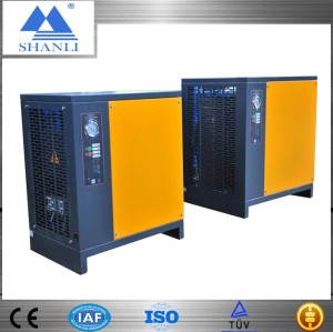 Shanli SLAD-6NF New Design Plate Fin Heat Exchanger Refrigerated compressed air dryer for sale