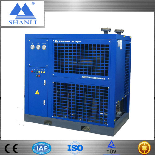 Shanli SLAD-6NF New Design Plate Fin Heat Exchanger Refrigerated compressed dry air