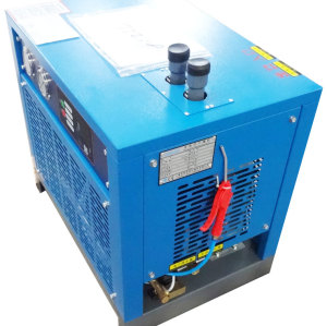 Anti-corrosion refrigerated air dryer