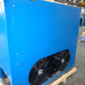 Air compressor dryer systems