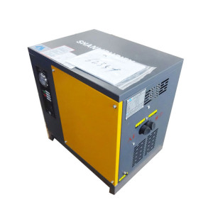 air compressor and dryer package