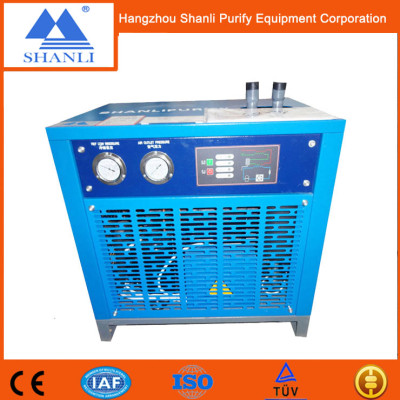 water-cooled compressed air drier