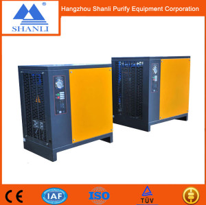 water-cooled air dryer truck with customized color