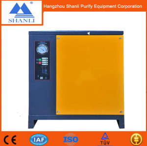 water-cooled air compressor drier