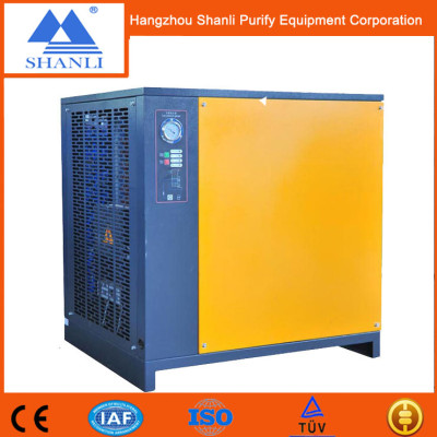 water-cooled warm  refrigerated air dryer supplier