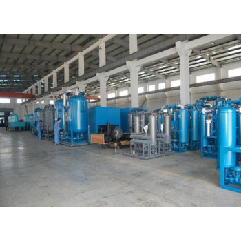 China Energy Save Air cooled combined air dryer for power plant CE ISO UL TUV certification.