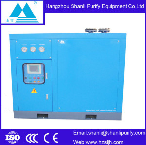 water cooled Refrigerated Air Dryer for air compressor SLAD-350NW