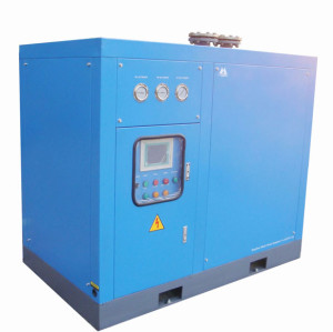 350m3/min water cooled refrigeration compressed air compressor dryer with CE ISO UL SLAD-350NW