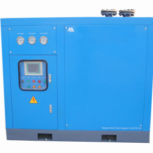 300m3/min water cooled refrigeration compressed air compressor dryer with CE ISO UL SLAD-300NW
