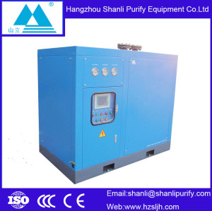 260m3/min water cooled refrigeration compressed air compressor dryer with CE ISO UL SLAD-260NW