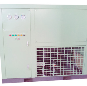 Good quality and competitive price air cooled refrigerated air dryer