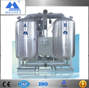 Zero purge Blower adsorption air dryer for air compressor