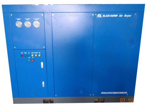 factory supply High temperature water cooled refrigerated  air dryer