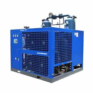 2017 combined type  Air cooled refrigerated air dryer for air compressor