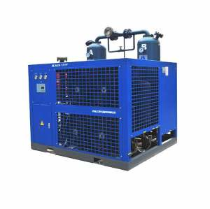 Shanli equipment combined air dryer with the flow capacity of 67Nm3/min