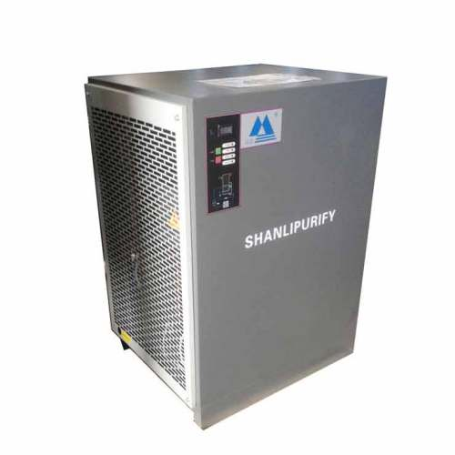 2017 r407c or r134a refrigerated air dryer for air compressor with high performance