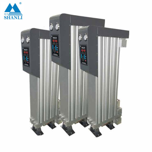 2018 factory supply New High Efficient Heated Modular Desiccant Air Dryer