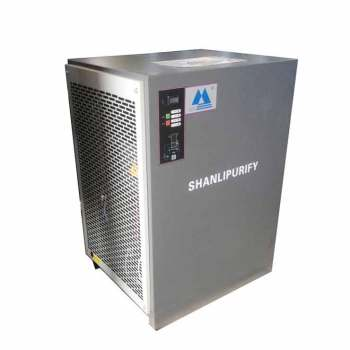 box-type air compressor direct connecting scroll air compressor with refrigeration dryer