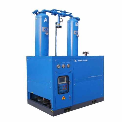Shanli power plant used  water cooled combined air dryer for air compressor