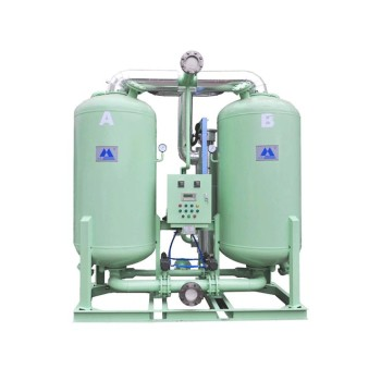 2018 PLC control desiccant adsorption air dryers for aircompressor