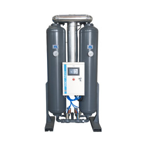2018 Air Purification Equipment heated Adsorption Dessicant Compressed Air Dryer ISO
