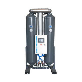 2018 ce approved Heated desiccant air dryer for air compressor