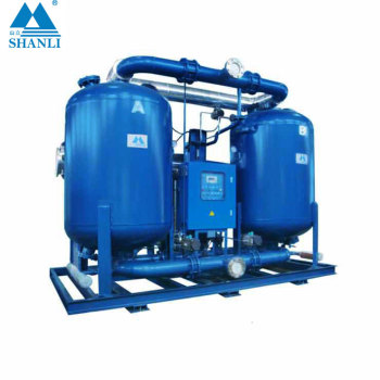 Shanli Energy-saving products Zero Purge Blower heat desiccant air dryer