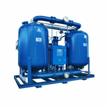 2018 Shanli Zero Purge Blower heat adsorption air dryer