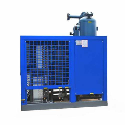 Combined air dryer for power plant for industrial use