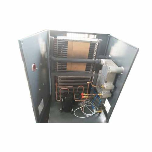 2018 Shanli 0.65m3/min refrigerated air dryer for compressor plate fin heat exchanger