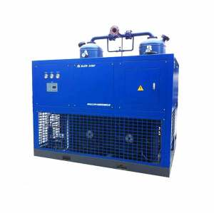 Compressed heated regenerativeadsorptionairdryer Combined air dryer for power plant