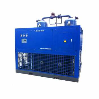 Compressed heated regenerative adsorption air dryer Combined air dryer for power plant